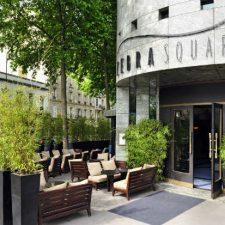 Hotel Square Paris – con espiríto Derdérian