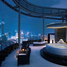 Hyatt on the Bund Shanghai: Design y moderno