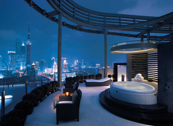 hyatt on the bund shanghai design y moderno referencias