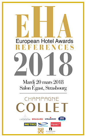 European Hotel Awards 2018