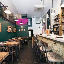 Restaurante Suculent, Antonio Romero