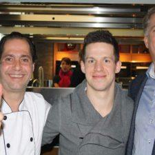 Taste Tree: Degustación con los chefs holandeses con estrella