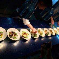 Vermeer, gastronomía fresca